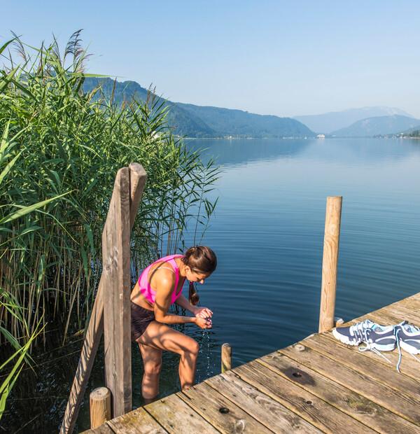 Genuss zwischen Gerlitzen und Ossiacher See
