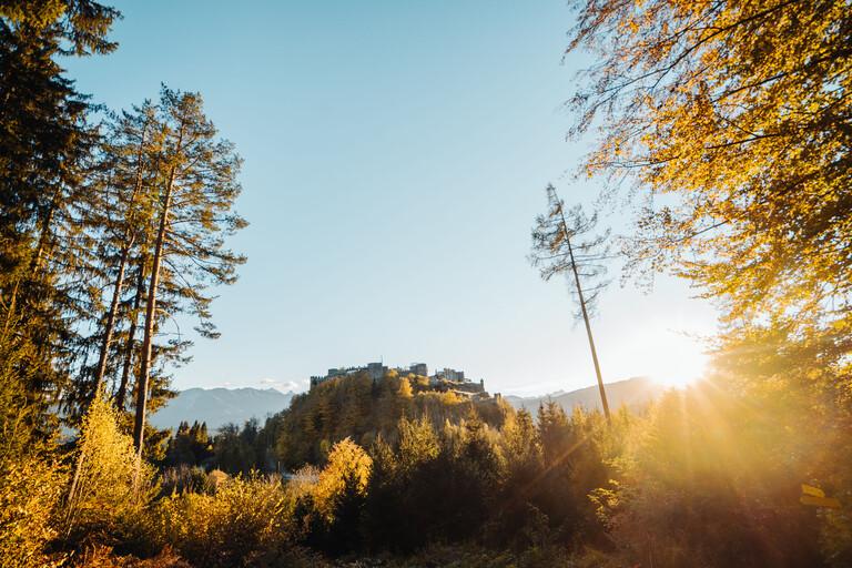 Die Burg Landskron nahe dem Hotel für Incentives und Firmenevents in Kärnten